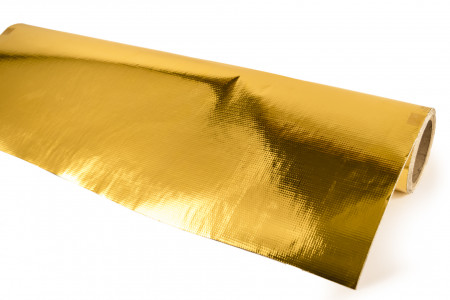Gold Reflective Film
