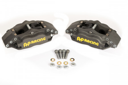 AP Racing Competition Caliper Kit BMW e46 M3 Four Piston Rear (caliper only)
