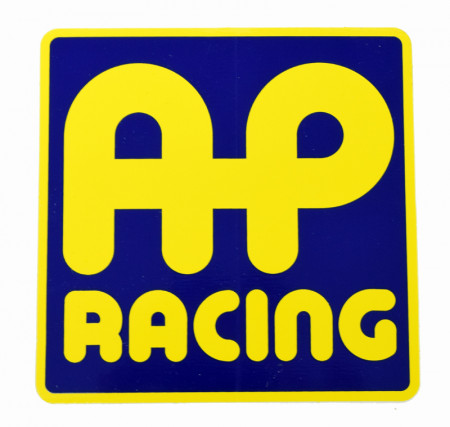 AP Racing sticker