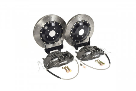 AP Racing by Essex Radi-CAL Competition Brake Kit (Front 9668/372mm)- Lancer Evo VIII-IX