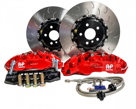 AP Racing by Essex Road Brake Kit (Front 9562/380mm)- F87 BMW M2 & M2 Competition, F80 M3, F82 M4