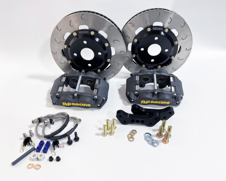 AP Racing by Essex Drag Racing Competition Brake Kit (CP8250/310mm)- Front Audi RS3 / TTRS