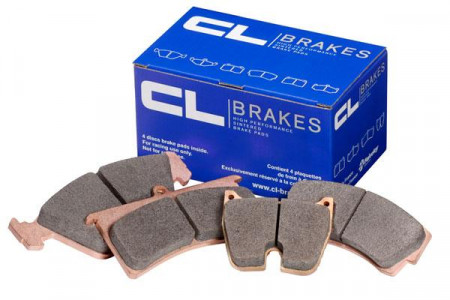 CL 5004W42T17.0 RC8 Brake Pads