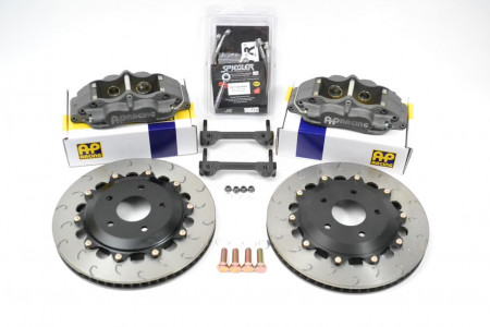 Essex Designed AP Racing Competition Brake Kit (Rear CP5040/340)- S550 Ford Mustang