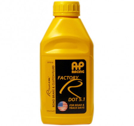 AP Radi-Cal™ Factory R Dot 5.1 Brake Fluid
