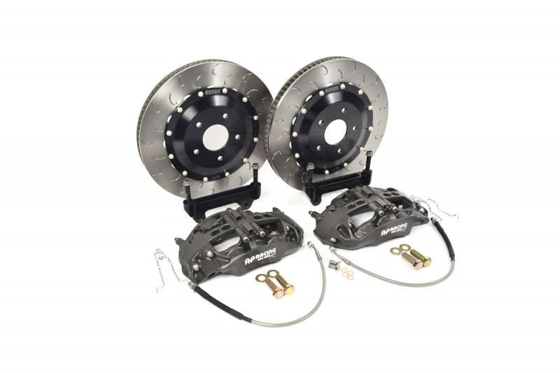 Essex Designed AP Racing Radi-CAL Competition Brake Kit (Front 9668/355mm)-  Volkswagen GTI & Golf R Mk7 | Essex Parts Services, Inc