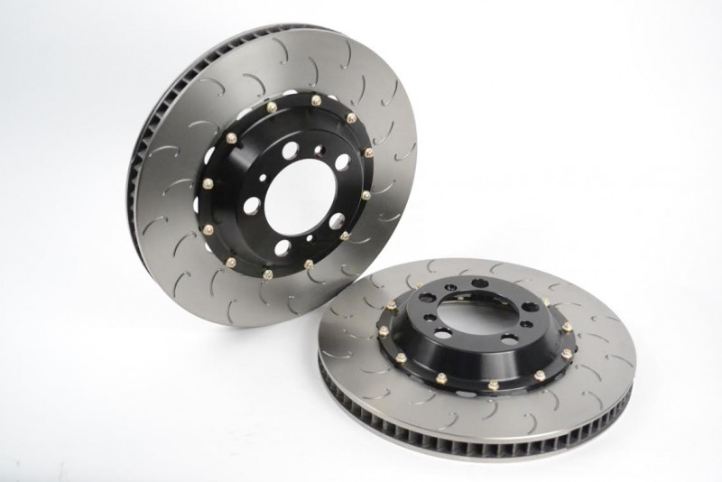 StopTech Brake Disc and Pad Kits 2-Wheel Set Front Left+Right LH /& RH 300