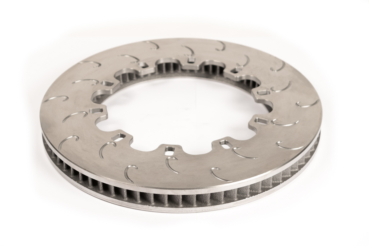 AP Racing J Hook Competition Disc Replacment Ring (325x32mm)- Left Hand |  Essex Parts Services, Inc