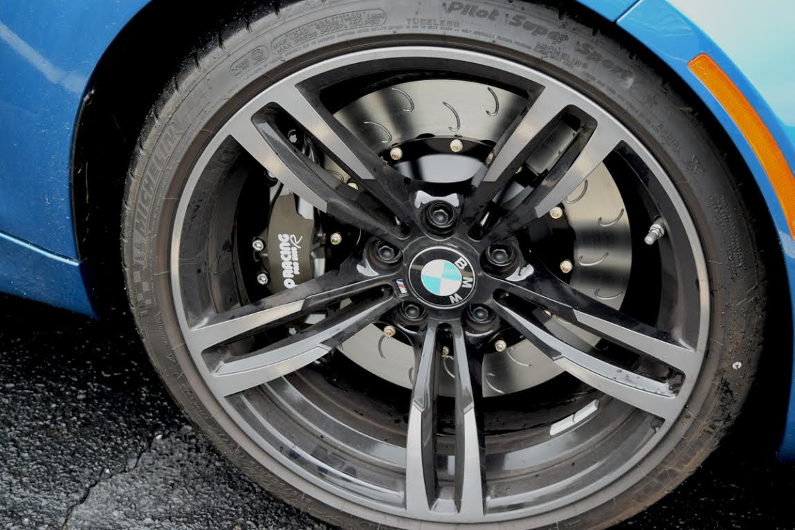 A Brake Package Truly Befitting of BMW's Latest Track Weapon