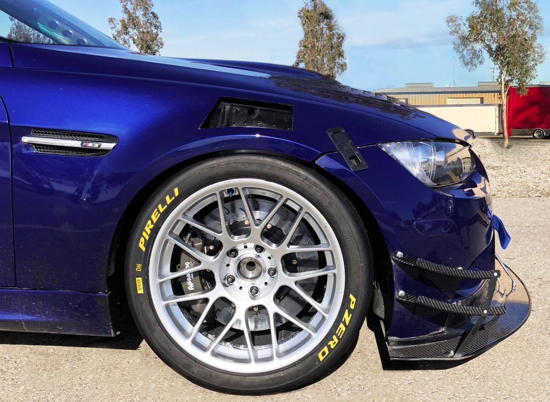 E90 M3 owner compares Essex Designed AP Racing Radi-CAL