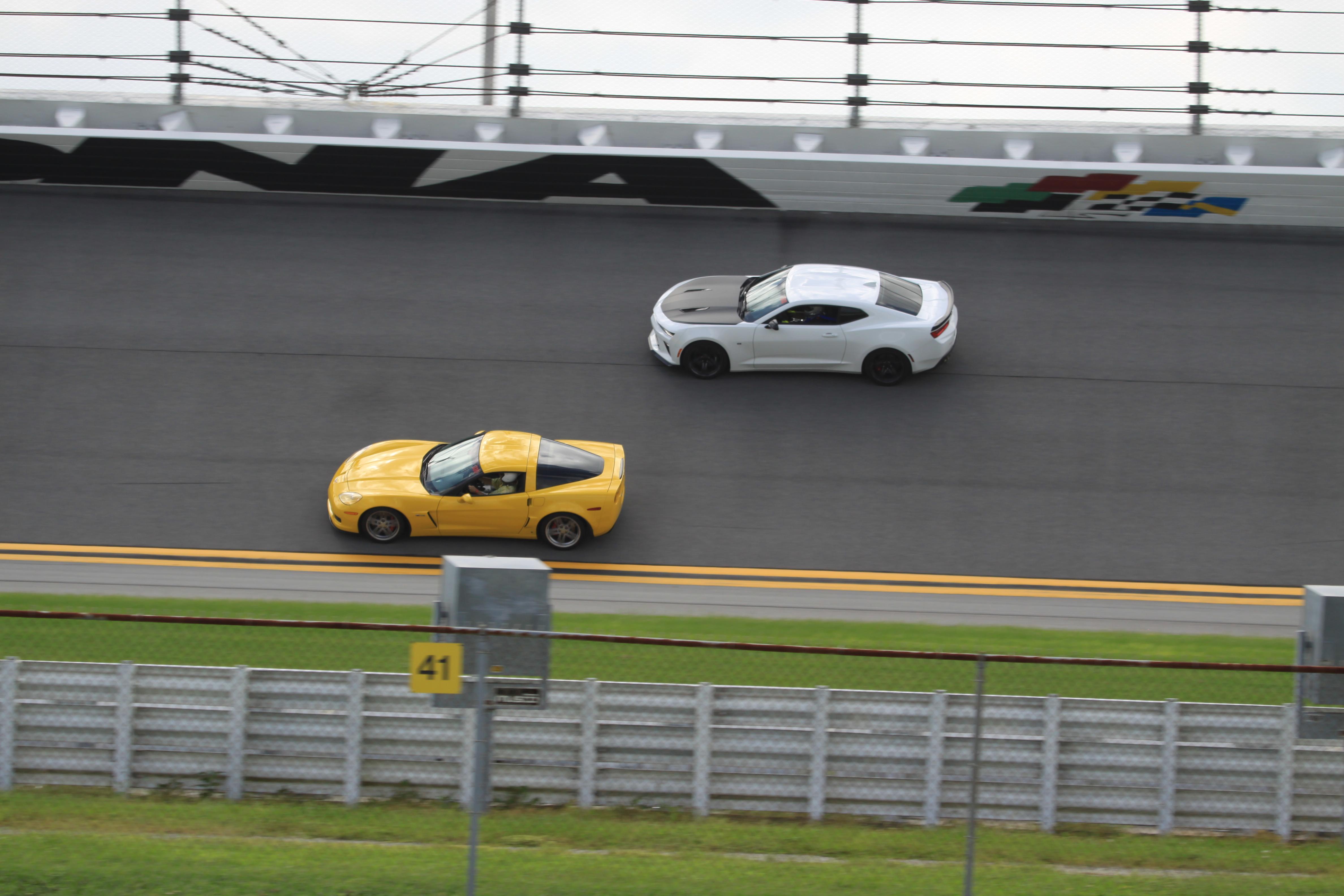 Gen  6 Camaro owner samples an Essex Designed AP Racing Radi