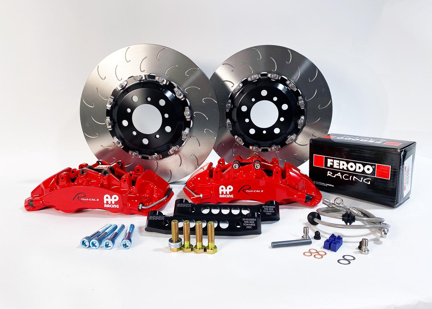 Ap Racing By Essex Road Brake Kit Front 9562 380mm Bmw E90 E92 E93 M3 1m Coupe Essex Parts Services Inc