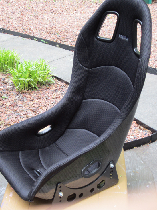 Im Guessing Theyd Add 1 2 To An In Overall Height If They Were Installed Below Is The Seat Attached Sabelt Mount PartZ20005B For Reference